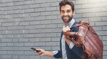 Keep Stylish With Brown Leather Bag